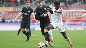 Sv meppen first to concede 5 of 5. 3 Liga Heute Live Sv Meppen Gegen Hallescher Fc Im Tv Und Live Stream Sehen Goal Com