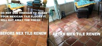 mexican saltillo tile tile renew clean tile seal tile re tile fl tile renew for over mexican saltillo tile