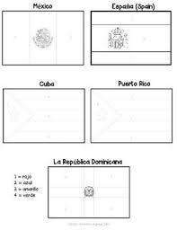 1,000+ vectors, stock photos & psd files. Spanish Speaking Color By Number Country Flags Distance Learning How To Speak Spanish Flag Coloring Pages Spanish Speaking Countries