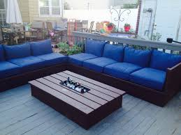 diy outdoor pallet sectional. Pallet Style Outdoor Platform Sectional (variation) With Patio Table Diy D