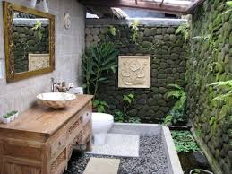 Bathroom:Modern Outdoor Bathroom Shower Design With Rectangle White Bathtub  And Glass Sliding Door Ideas