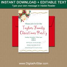 free printable christmas invitations templates christmas invitation templates printable holiday invites