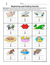 Phonics worksheets and free printable phonics workbooks for kids. Resources Phonics Have Fun Teaching Kindergarten Worksheets Middle Sounds Worksheet