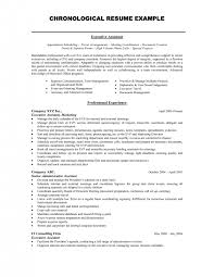template examples of the best resumes best executive resume format