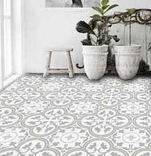 Patterned Vinyl Tiles New Elegant Patterned Vinyl Flooring Patterned Peel Stick Floor Tiles