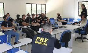 PRF ministra treinamento para agentes de segurança da UFPB — GOVERNO  FEDERAL UNIVERSIDADE FEDERAL DA PARAÍBA - UFPB