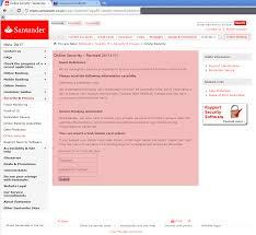Personal Santander Bank Login