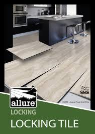 product resilient flooring 2 brand allure locking 3 technology german technology 4 specification 100 virgin vinyl