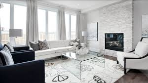 clean white stone fireplace