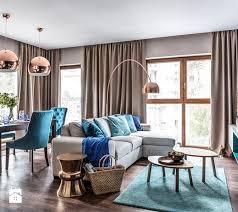 aranżacje wnętrz salon nadmorski apartament Średni salon z jadalnią styl nowoczesny sas wnętrza i kuchnie przeglądaj dodawaj i zapisuj najlepsze