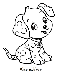 Explore our vast collection of coloring pages. Cinna Puppy Coloring Page Free Printable Coloring Pages For Kids