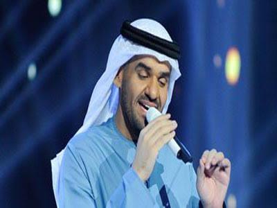 كلمات اغنية بحبك وحشتينى حسين الجسمى