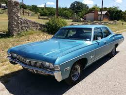 1966 to 1968 Chevrolet Bel Air for Sale on ClassicCars.com