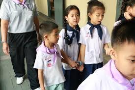 นองอนบาล 3 เยยมชมโรงเรยน โรงเรยนบรรจงรตน