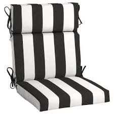 21 5 x 20 sunbrella cabana classic high back outdoor dining chair cushion
