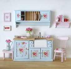 pink shabby chic furniture. blue and pink floral shabby chic furniture for the kitchen e
