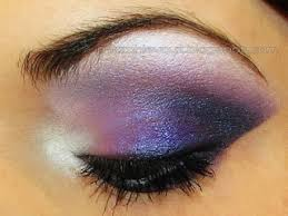 there s a really gorgeous grant effect that happens with this type of eye makeup and it just looks chic and amazing