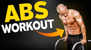 Bodyweight Abs Workout Follow Along Routine