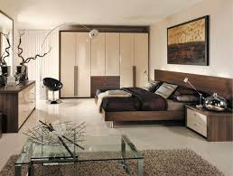 Image Bedroom Design Capri Fitted Bedroom In High Gloss Cream And Dijon Walnut Sigma Kitchens Luxury Fitted Bedroom Furniture Built In Wardrobes Strachan