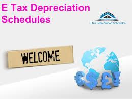 Depreciation Schedule Calculator Tax Depreciation Schedule Calculator