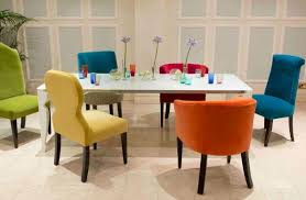 funky dining sets uk. parker \u0026 farr\u0027s dining chairs, all great pals, from left: guy, luke funky sets uk deco mag