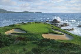Designer Of Pebble Beach Golf Course