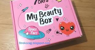 Обзор косметики 7 days ... - STREKOZA - Блог самой обычной мамы.