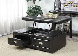 large storage ottoman coffee table with