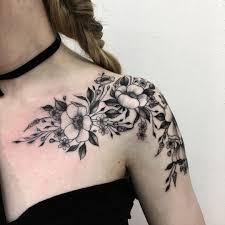 Not The Flowers But The Placement T A T T O O Tatuajes De