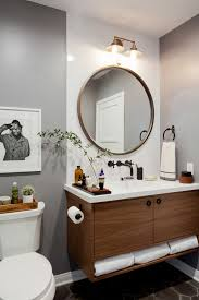 best 25 round bathroom mirror ideas on lofty room in for plans 6