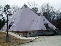 Pyramid Houses Pyramid House Church Pomona Nj Image