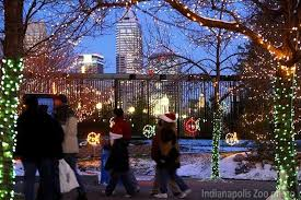 tree lighting indianapolis. Christmas At The Zoo Tree Lighting Indianapolis