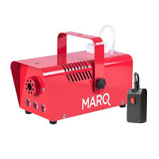 halloween lighting effects machine. Marq Lighting Fog 400 LED Halloween Fog/Smoke Effect Machine With Remote, Red Effects D