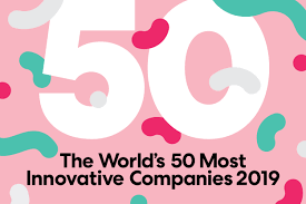 Wake Up Now Rank Chart The Worlds 50 Most Innovative Companies Of 2019 Fast Company