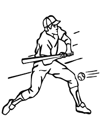 Small Picture Index of ColoringPagesBaseball Coloring Pages