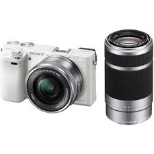 sony 16 70. sony alpha a6000 mirrorless digital camera with 16-50mm and 55-210mm lenses kit 16 70 j