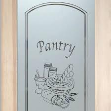 glass pantry doors frosted glass pantry door menards