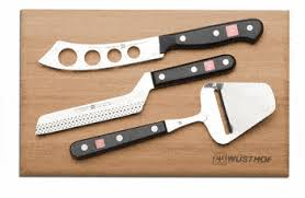wusthof cheese knife. Modren Knife Wusthof Gourmet 4 Piece Cheese Knife Set Throughout
