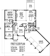 8 Bedroom House Plans 4 3 Plan With Garage Brilliant  AlovejourneymeSmall Home Plans With Garage