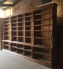 A large Gothic oak bookcase - Antiques To Vintage