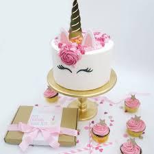 Unicorn Cake Kit Prettyparties