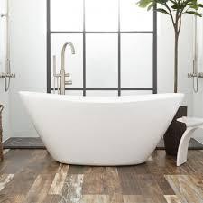 treece acrylic freestanding tub