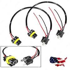 2x 9006 hb4 to h4 9003 wire harness socket for retrofit hid Hid Wire Harness image is loading 2x 9006 hb4 to h4 9003 wire harness hid wiring harness