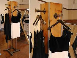 Free Standing Clothing Display Freestanding Clothing Display Rack Products I Love Pinterest 2