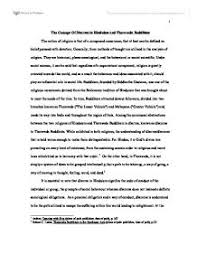 hindu and buddhism essay compare and contrast hinduism and buddhism essay 674 words
