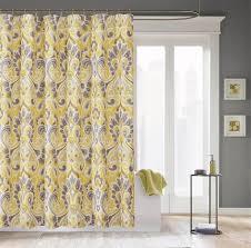 Beautiful Bathroom Shower Curtain Design