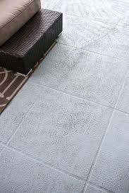 painting patio cement floor. concrete floor before smoothing painting patio cement