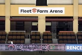 Fleet Farm Auto Center Spectra Fleet Farm Unveil Naming Rights Deal For Tyson