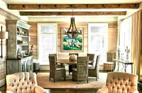 cottage style chandelier beach house style chandelier cottage chandeliers coastal dining room with exposed beams lamp