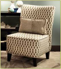 excellent art armless accent chairs attractive armless accent chair with handy living dani armless